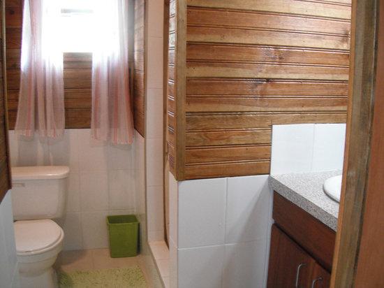 Guava Grove Villas and Resort: Studio bathroom