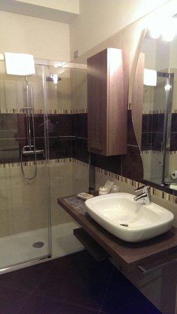 La Grotta Hotel : Bagno