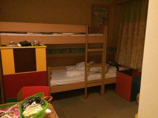 Center Parcs   De Vossemeren: Kids Room   Premium Kids Cottage
