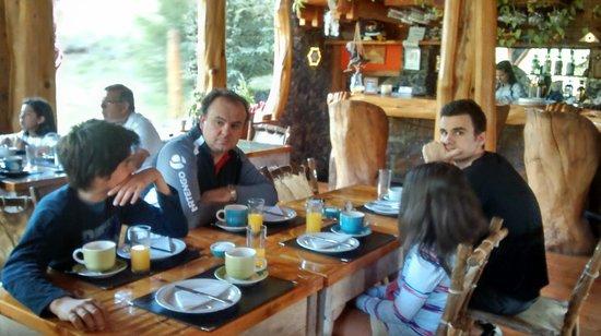 Hosteria Sudbruck : comedor