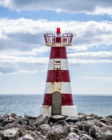 Hotel Atismar: Lighthouse in Vilamoura
