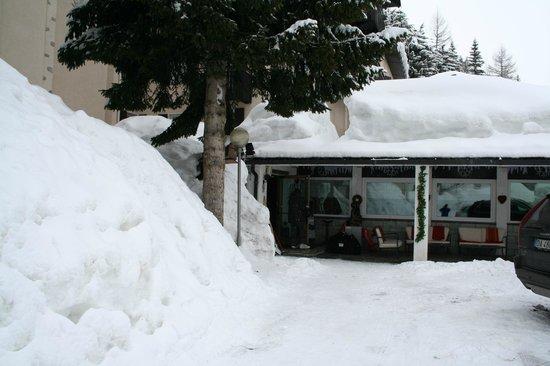 Hotel Andossi: ingresso