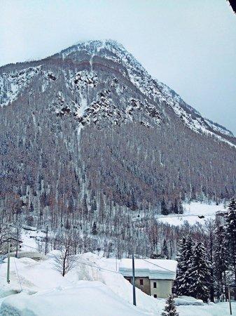Albergo Stella Alpina: La vista dalla camera