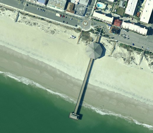 Tybee Island Marine Science Center: We're right next to the Tybee Pavilion