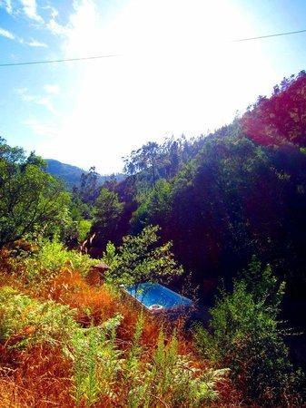 Casa Monchique: Zwembad