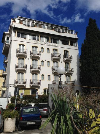 Hotel Villa Paradiso: L'hotel