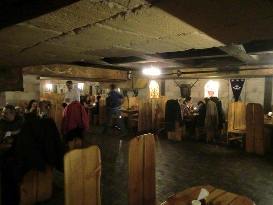 Excalibur : Restaurant