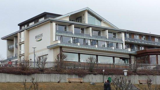 Brugger's Hotelpark am See: Sous le toît, la suite FELDBERG
