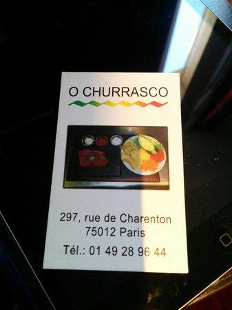 O Churrasco