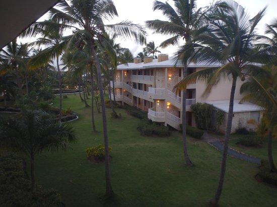 Sirenis Punta Cana Resort Casino & Aquagames: vue chanbre