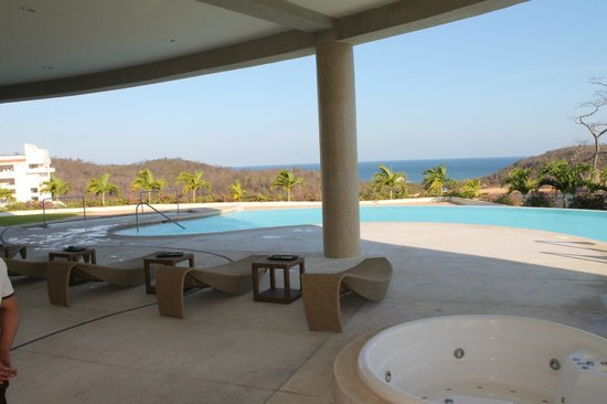 Secrets Huatulco Resort & Spa: spa