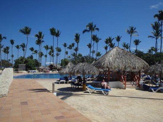 Sirenis Punta Cana Resort Casino & Aquagames: piscine