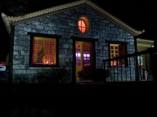 Restaurante O Manjerico: Frente restaurante