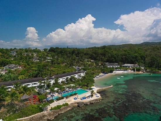 Round Hill Hotel & Villas : Resort