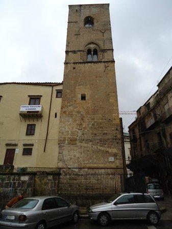 Torre di San Nicolo all'Albergheria: Torre di San Nicolò all'Albelgheria