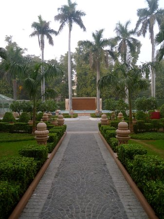 The Imperial Hotel: Hotel Gardens