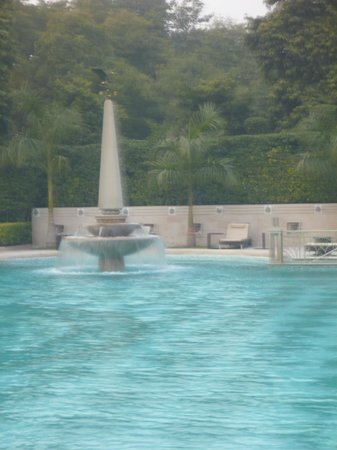 The Imperial Hotel: Pool Area