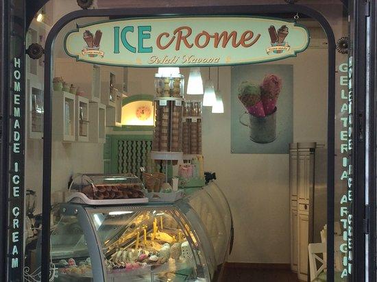 Ice cRome: Locale