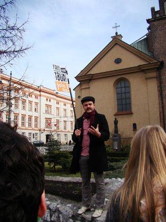 Krakow Free Walking Tour: The Church