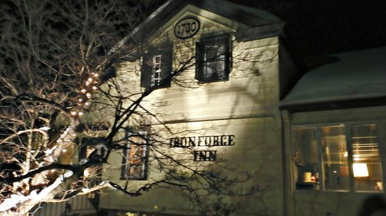 Iron Forge Inn Valentine's Night