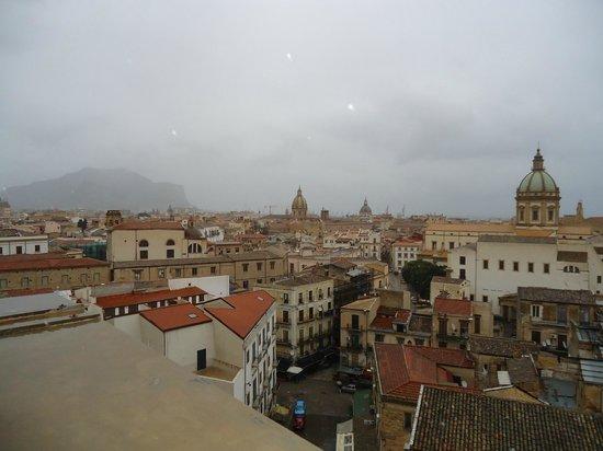 Torre di San Nicolo all'Albergheria: Torre di San Nicolò all'Albelgheria - Panorama di Palermo