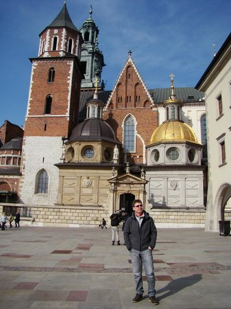 Krakow Free Walking Tour: The faces of Wawel Cathedral