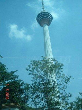 Hotel Istana: Kualalumpur, Malaysia. KL Tower