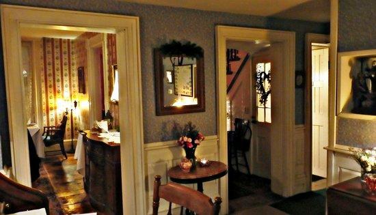 Iron Forge Inn: The Hall