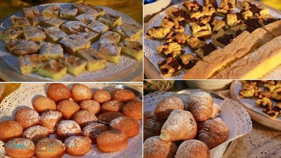 """Hotel Ambrosiana: I dolci della colazione rigorosamente """"fatti in casa"""""""