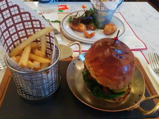 Beeftro Dundrum: Bacon Cheeseburger