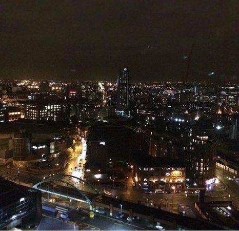 Hilton Manchester Deansgate: 21st floor
