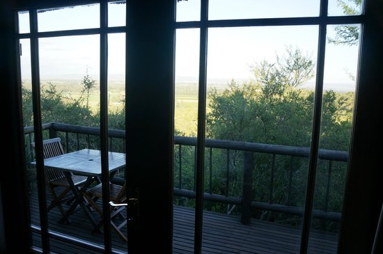 Hitgeheim Country Lodge: balcony