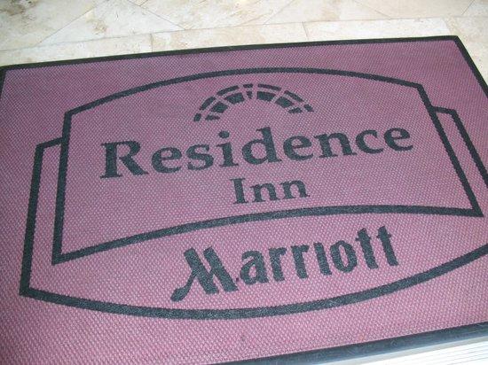 Residence Inn San Jose Escazu: Entrance