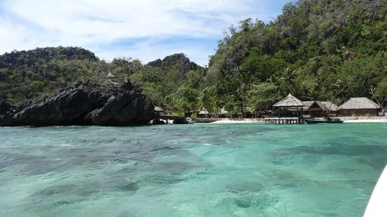 Sangat Island Dive Resort : Molo