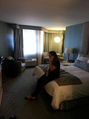 The Belamar Hotel: Room