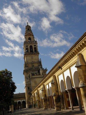 Hostal El Triunfo: Por dentro da mesquita
