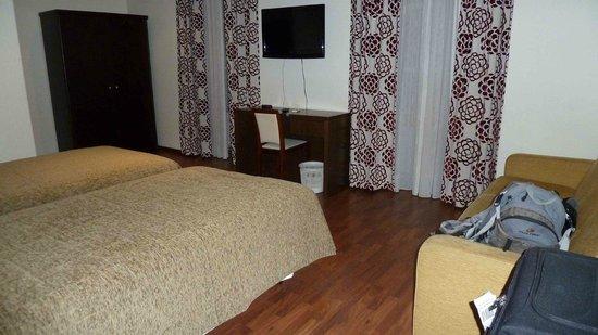 Hotel Borges Chiado: Unser Zimmer
