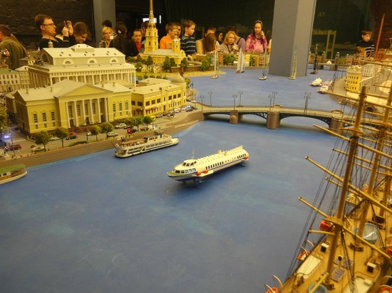 Grand Maket Russia Interactive Museum: 5