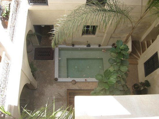 Riad Cinnamon: The view from the Terrace