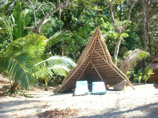 The Resort at Isla Palenque: Beach Casita at Las Rocas