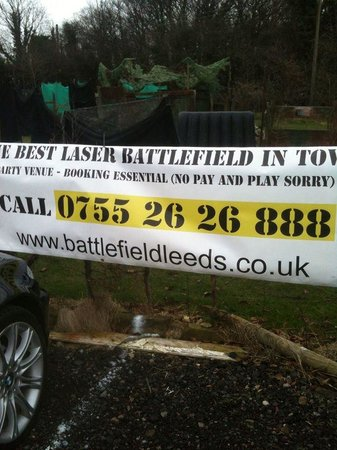 Battlefield leeds