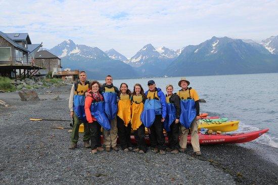 Kayak Adventures Worldwide: Great Family Trip