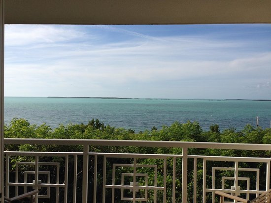 Hilton Key Largo Resort : from room balcony