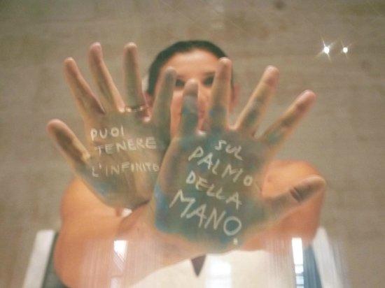 Galleria Nazionale d'Arte Moderna (GNAM): video istallazione