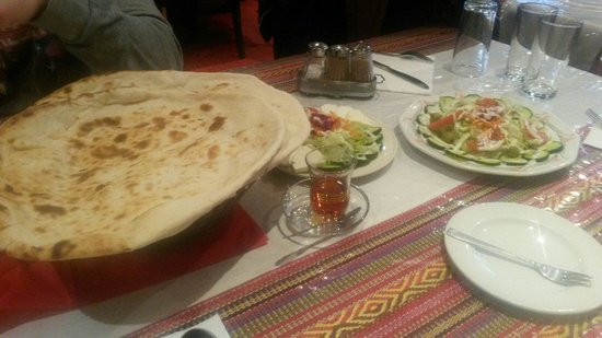 Darvish Traditional Persian Tea House and Restaurant: Starters