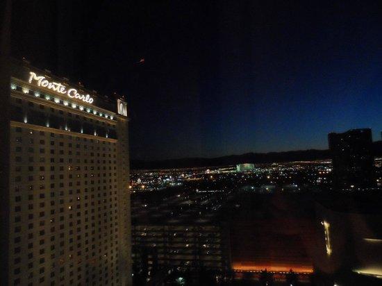 Monte Carlo Resort & Casino: Right outside our hotel room