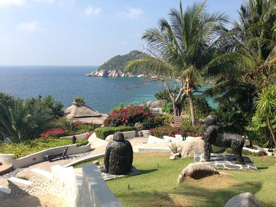 Jamahkiri Resort & Spa: Beautiful hotel area