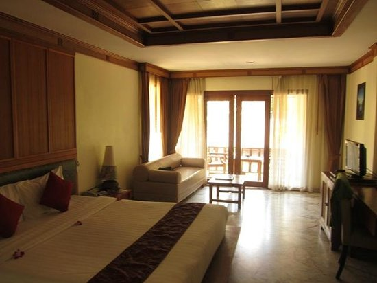 Railay Bay Resort & Spa : pokój