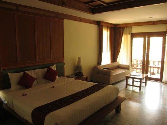 Railay Bay Resort & Spa: pokój