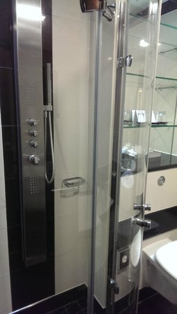 Grange Tower Bridge Hotel: High Tech Shower